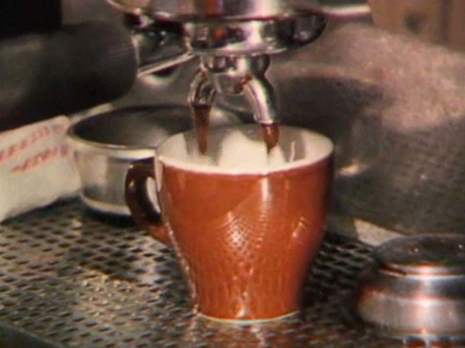 Le prix du café, A bon entendeur - 9 janvier 1978. [RTS]