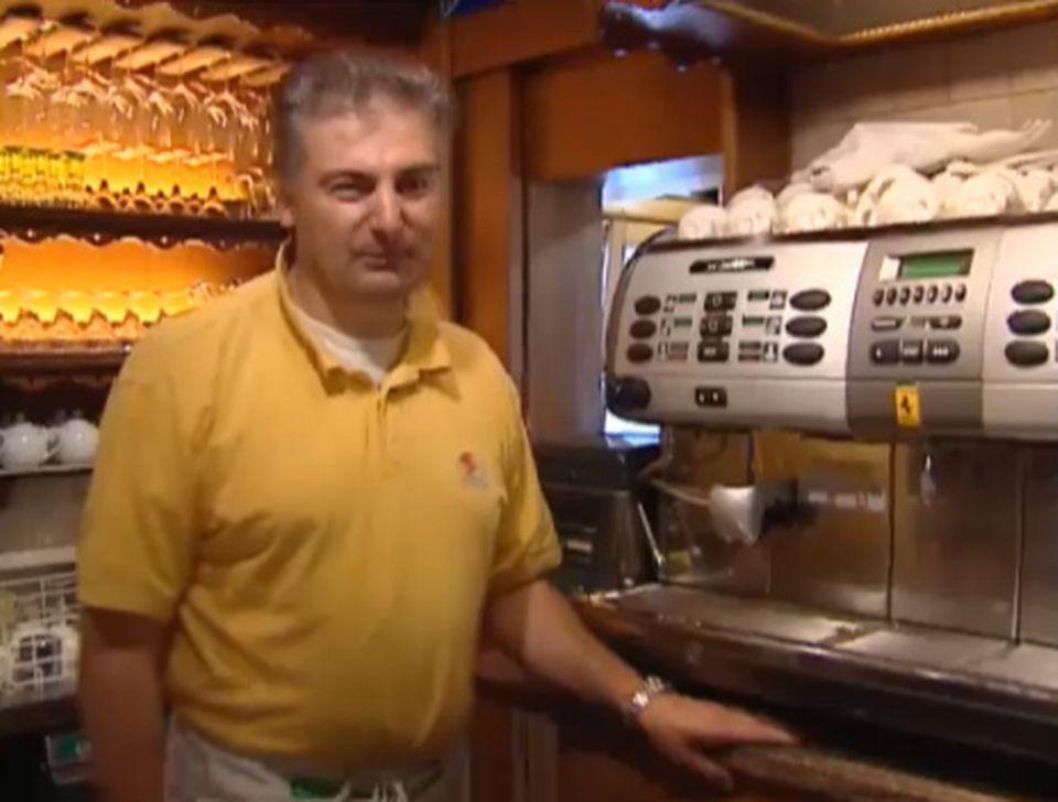 Caffe per favore!, A bon entendeur - 27 juin 2006. [RTS]