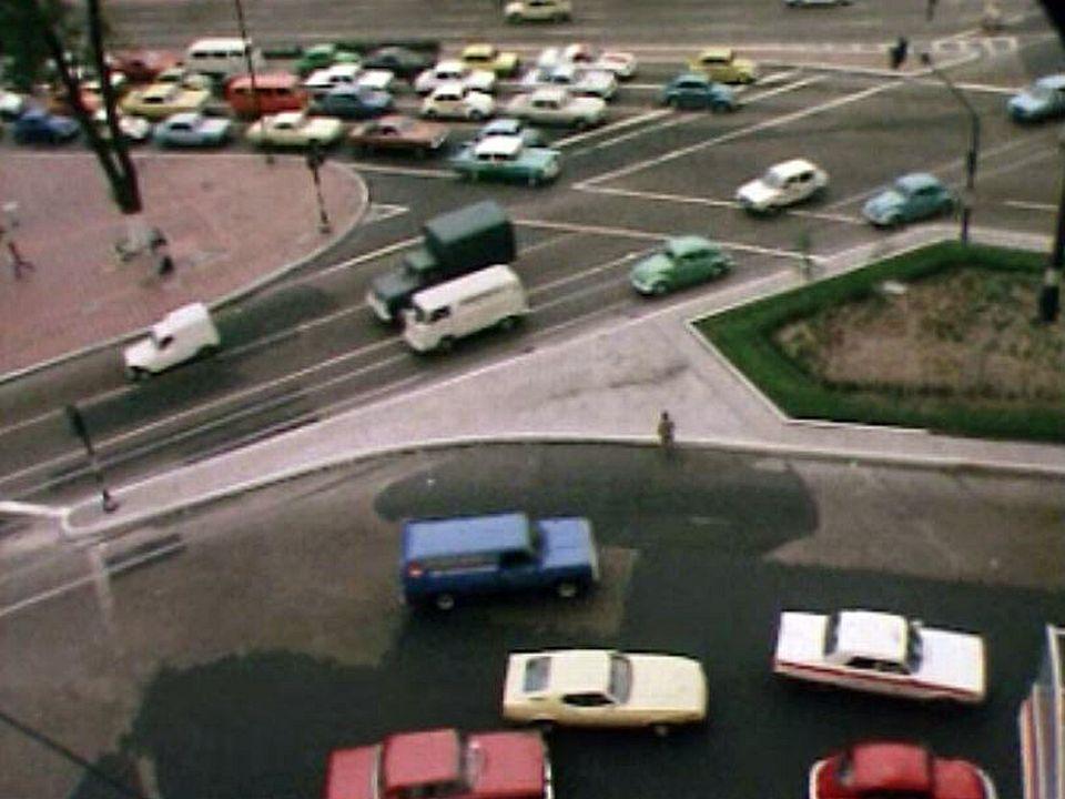 Le trafic routier dans la capitale mexicaine est le plus dense au monde.
