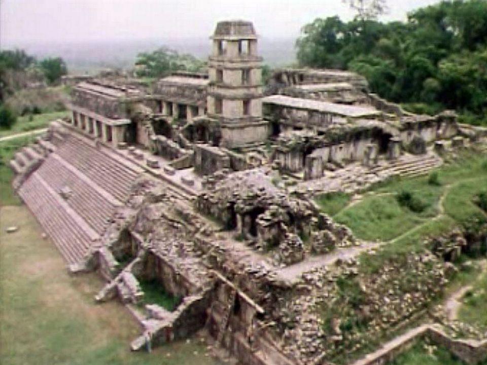 Palenque, un site préhispanique exceptionnel.