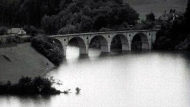 Un barrage en Gruyère. [RTS]