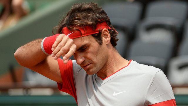 Gulbis a battu Federer pour la deuxième fois de sa carrière en quatre confrontations. [Caroline Blumberg - Keystone]