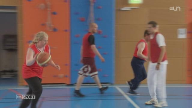 Le Mag: les sportifs en situation de handicap trouvent dans le sport une intensité particulière [RTS]