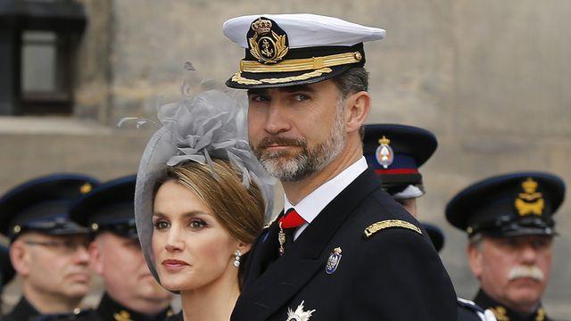 Le prince Felipe, héritier de la couronne espagnole. [Daniel Ochoa de Olza - AP Photo/Keystone]