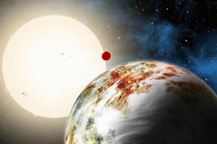 extraterrestre vie sur terre