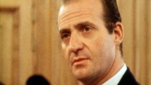 Le roi Juan Carlos d'Espagne en 1979. [RTS]