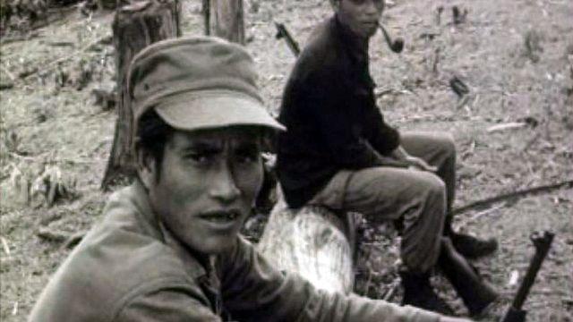 La jungle du Sud-Vietnam, immersion en zone Viêt-cong.