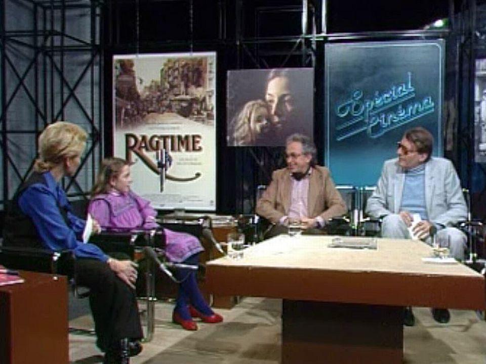 Spécial Cinéma: sur le plateau Jean-Jacques Lagrange et Anne Bos.