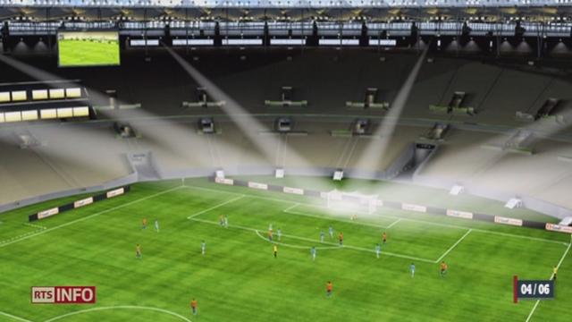 Coupe du monde au Brésil: un système de caméras sera mis en place pour valider chaque but marqué [RTS]