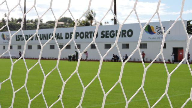 """Drmic, Seferovic, Gavranovic et compagnie auront à coeur de faire trembler les filets do """"Estadio Municipal de Porto Seguro"""". [Daniela Bleeke - RTS]"""