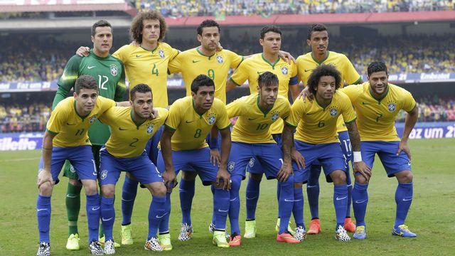 L'erreur est interdite pour le Brésil. [André Penner - Keystone]