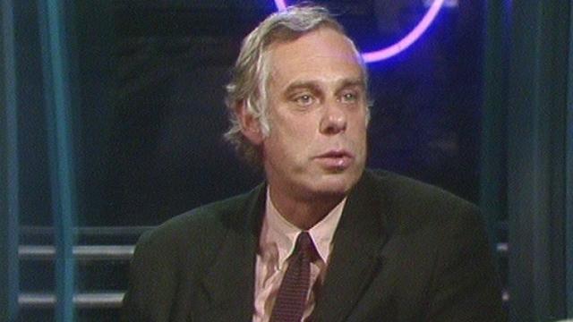 Jean-Luc Bideau en 1990 [RTS]