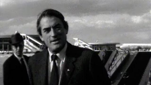 Gregory Peck, un acteur au charisme et à la classe incomparable. [rts]