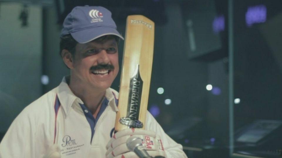 Parlons un peu de cricket [RTS]