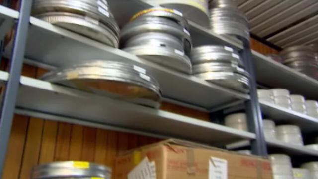 Le projet de sauvegarde des archives de la TSR fête ses 3 ans. [RTS]