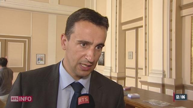 Affaire Giroud: la nouvelle crée le scandale au sein de la politique valaisanne [RTS]