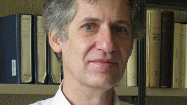 Michel Grandjean, professeur d'histoire du christianisme à l'Université de Genève.