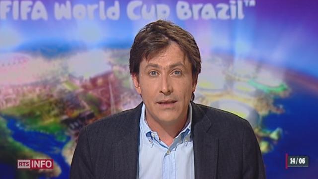 Coupe du Monde: le point avec Romain Glassey [RTS]