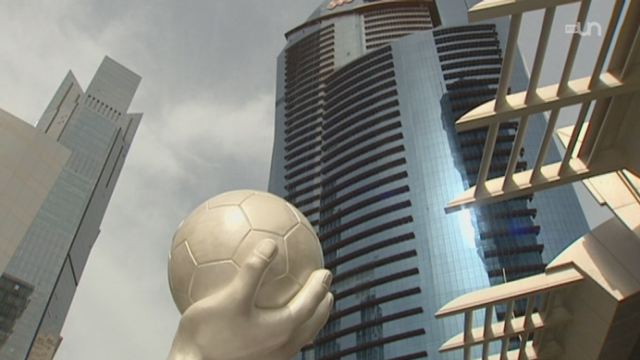 Qatar: La Coupe est pleine [RTS]