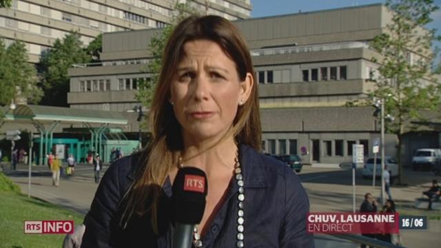 Sortie de coma de Michael Schumacher: le point avec Jessica Renaud à Lausanne [RTS]