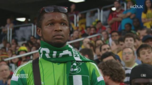 RTSsport - Groupe F, IRN-NGR (0-0): résumé du match [RTS]