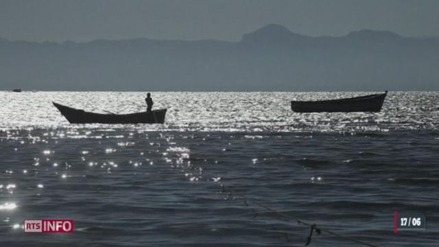 Afrique: le lac Malawi est victime de la surpêche [RTS]