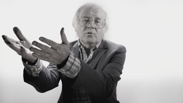 Gilbert Gress [Michael Lapaire / Michael Borgognon - RTS]
