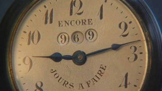 Les montres évoluent avec la première guerre mondiale [RTS]