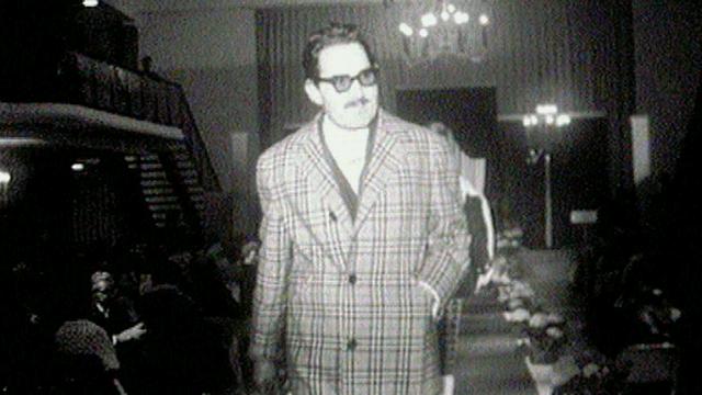 Défilé masculin 1962 [TSR 1962]