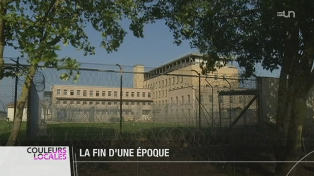 VD: Le canton de va remplacer la prison du Bois-Mermet, à Lausanne [RTS]