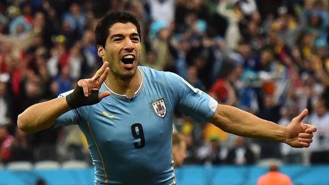 Luis Suarez a brillé pour son retour sur les pelouses. [Ben Stansall - AFP]