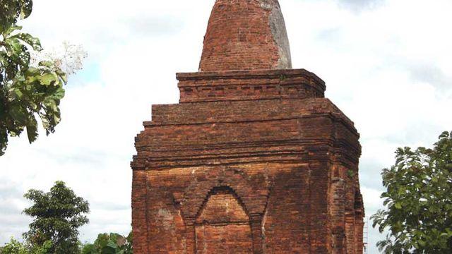 Les trois anciennes cités Pyu de Halin, Beikthano et Sri Ksetra, au Myanmar, sont partiellement mis à jour. Elles ont prospéré entre 200 avant J.C. et 900 après notamment grâce un système de gestion de l'eau permettant une agriculture intensive. [© Department of Archaeology, National museum & Library, Sri Ksetra - Pyu Ancient Cities (Myanmar)]