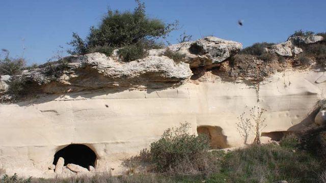 Les grottes de Maresha et de Bet-Guvrin, en Israël, est une ville sous la ville creusée par l'homme. Elles témoignent d'une succession de périodes historiques de creusement et d'usage courant sur 2000 ans, de l'Age de fer aux croisades. [© Tsvika Tsuk – Israel Nature and Parks Authority, Ahino'am Cave]