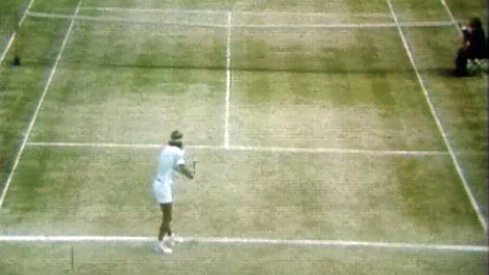 Un mélange unique de sport et de snobisme. So british!