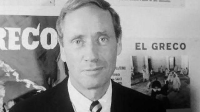 L'acteur et réalisateur présente son dernier film El Greco. [RTS]