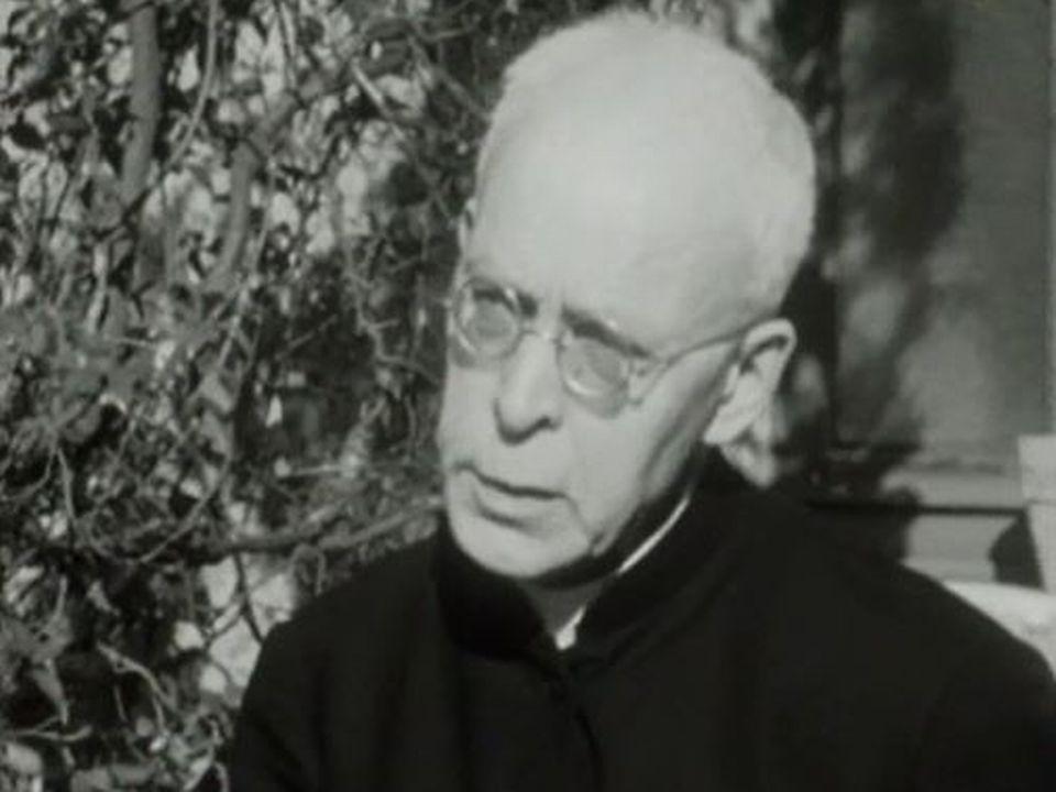Interview du Cardinal, un mois après la fin du Concile Vatican II. [RTS]