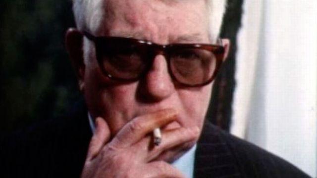Marqué par les années, Jean Gabin garde pourtant son charisme. [RTS]