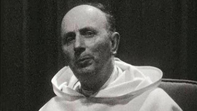 Le père Congar et la semaine de prière pour l'unité des chrétiens. [RTS]