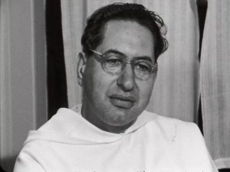 Il a suivi le concile comme secrétaire du Cardinal Journet. [RTS]