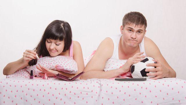 Est-il utile pour les performances sportives d'éviter les relations sexuelles avant une compétition? [Madhourse - Fotolia]