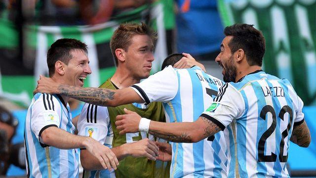 L'Argentine de Messi doit dominer le Nigeria pour montrer aux autres concurrents à la victoire finale qu'elle est un prétendant sérieux au titre suprême. [Peter Powell - Keystone]