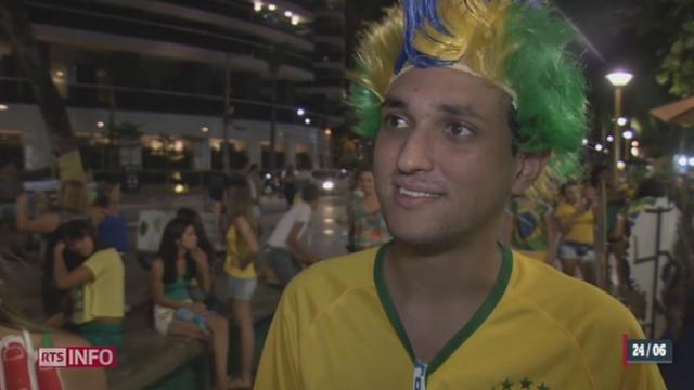 Football - Coupe du Monde: on connaît les premiers qualifiés pour les 8ème de finale [RTS]