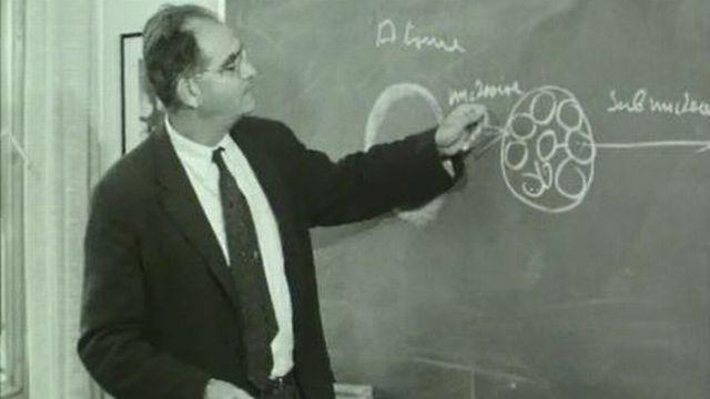 Qu'est-ce que l'atome? Reportage au coeur du CERN. [RTS]