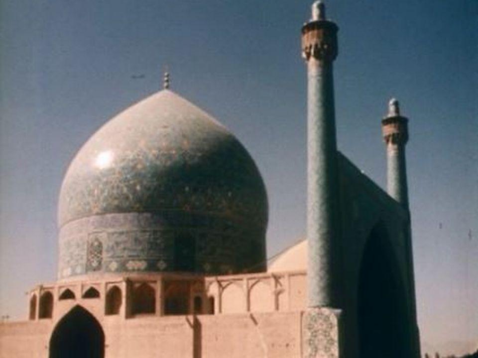 La ville d'Ispahan est une des splendeurs de l'art islamique. [RTS]