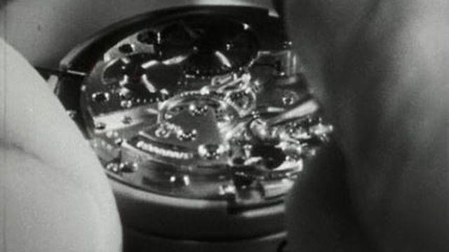 La montre mécanique recèle des trésors de précision. [RTS]