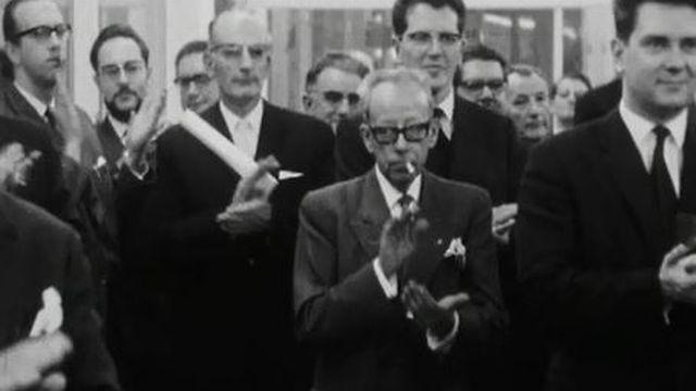 L'horloger genevois Patek Philippe fête ses 125 ans d'activité. [RTS]