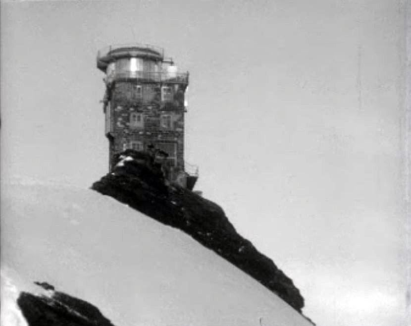 A l'observatoire