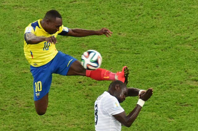 A l'image de Moussa Sissoko, la France a souffert contre l'Equateur. [Francois Xavier Marit - Keystone]