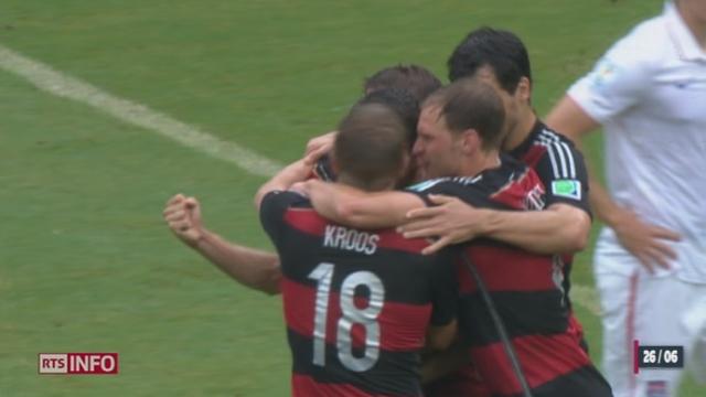 Coupe du Monde: le Portugal s'est opposé au Ghana (2-1) et l'Allemagne aux Etats-Unis (1-0) [RTS]