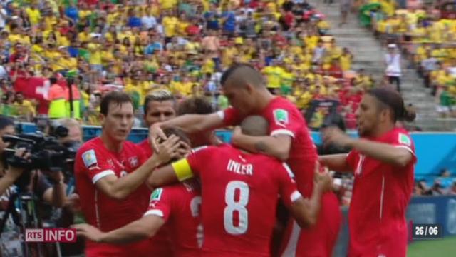 Coupe du Monde: 509'000 téléspectateurs ont regardé Suisse-Honduras [RTS]